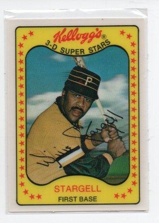 1981 Kelloggs Willie Stargell