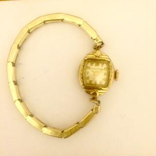 Vtg. 10k GF Small Wristwatch