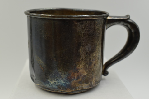 Antique Wallace Sterling Silver Baby Cup