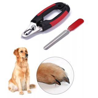 Pet Nail Clipper Scissors Dog Cats Toe Claw Cutter Clippers