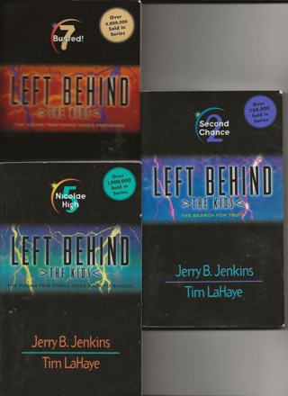 "Left Behind ""The Kids Series 2, 5, 7"""