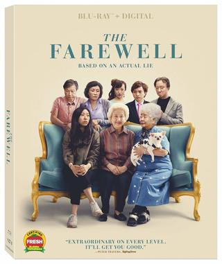 The Farewell (Digital HD Download Code Only) **Awkwafina** **Tzi Ma**
