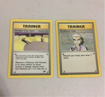 Pokemon Card Trainer