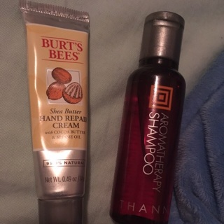 Lotion and aromatherapy
