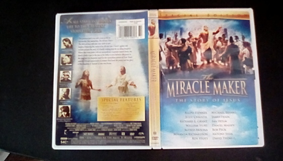 The Miracle Maker (the story of Jesus)