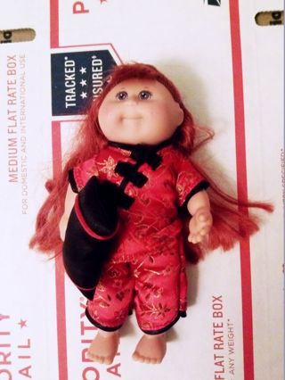 1 Cabbage Patch Kids Doll READ FIRST NEW PICTURES ADDED