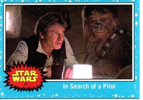 2 Star Wars Journey To The Last Jedi cards