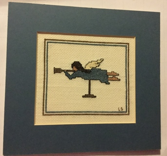 Angel Cross Stitch