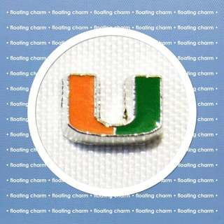 ⭐University of Miami⭐ Living Locket Charm(s) ☆VERIFIED USERS ONLY PLEASE☆