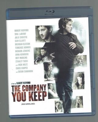 The Company You Keep Blu-Ray *LIKE NEW*