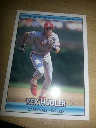 Rex Hudler