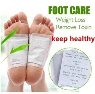 Detox Foot Patch Improve Sleep Slimming Foot Care Feet Stickers Weight Loss Products