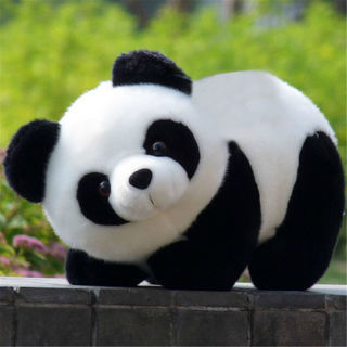 Cute Soft Plush Stuffed Panda Animal Doll Toy Pillow Holiday Gift 16cm N FD