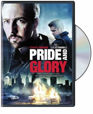 Pride and Glory dvd widescreen and fullscreen