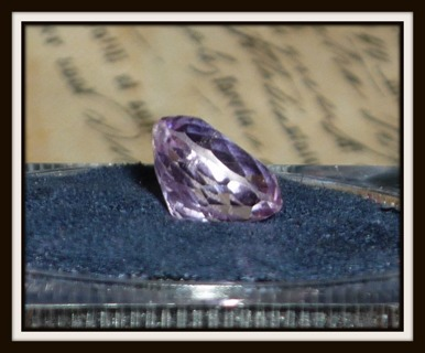 Perfect Pink KUNZITE Gemstone 4.16 ct (10.41 x 8.51 x 6.56mm)