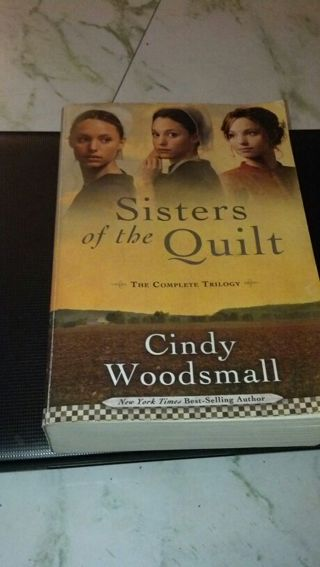 sisters of the quilt trilogy Amish book three stories in one