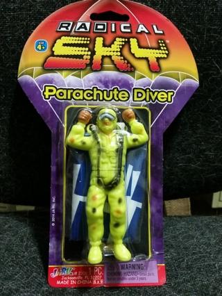 Parachute Diver