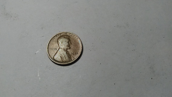 1925 WHEAT PENNY
