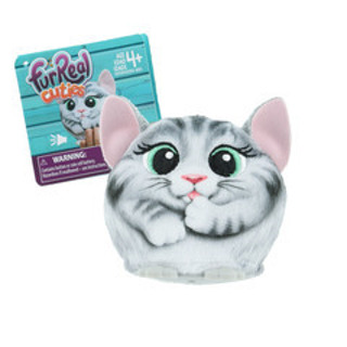 FurReal Cuties Toy with Sound Grey Cat