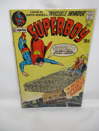 SUPERBOY #176