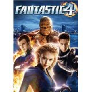 Fantastic 4 dvd widescreen
