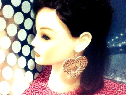 Leopard Earrings BRAND NEW