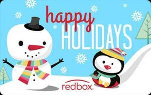 *LOWEST GIN* 5 REDBOX 1-DAY FREE DVD RENTALS (PROMO CODES) EXPIRES 12/19/16