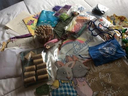 ~~ Craft Supplies Lot ~~