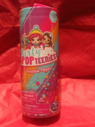 PARTY POP TEENIES SURPRISES POPPER