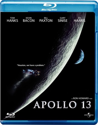 APOLLO 13 DIGITAL HD REDEMPTION CODE FOR ULTRAVIOLET OR ITUNES
