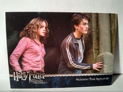 Harry Potter The Prisoner of azkaban Trading Card