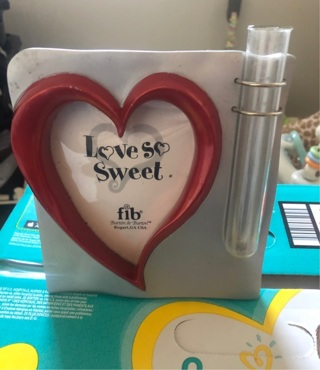 Love so sweet picture frame