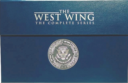 The West Wing: The Complete Series Collection (DVD, 45-Disc Set) - FREE SHIPPING