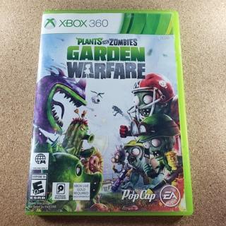 Plant vs Zombies Xbox 360 Game