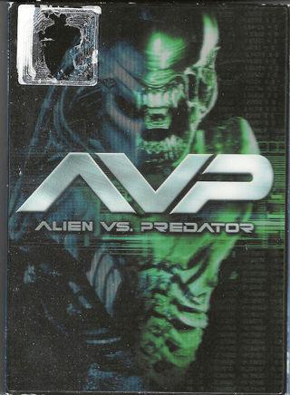 Alien Vs. Predator DVD complete
