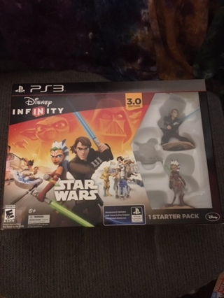 Disney Infinity 3.0 Edition STAR WARS STARTER PACK For PS3
