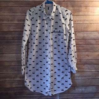Victoria Secret Night Shirt S/P