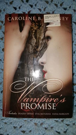 Free The Vampires Promise Caroline B Cooney Fiction