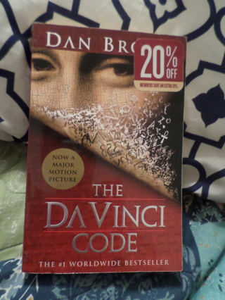 The DA Vinci Code Book by Dan Brown
