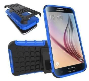 1 NEW SAMSUNG GALAXY s7 CELL PHONE CASE HYBRID Scratch-Resistant Shock Absorbent Dual Layer Armor