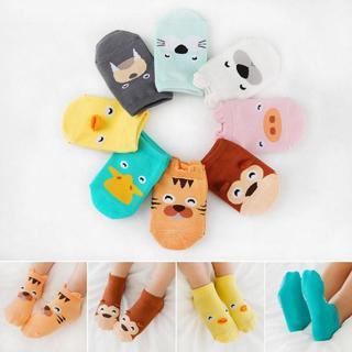 2017 Baby Infant Socks Newborn Cotton Boys Girls Cute Cartoon Toddler Anti-slip Socks  meia infant