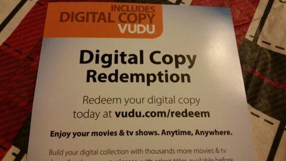 Digital Copy of Fear the Walking Dead Season 1 on DVD