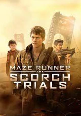Maze Runner: The Scorch Trials - Digital Code