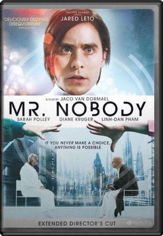 DVD MR. NOBODY (JARED LETO) EXTENDED DIRECTOR'S NEW