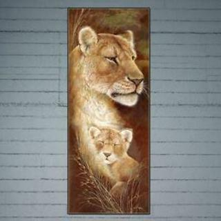 Lion 5D Full Diamonds Embroidery Painting DIY Painting Cross Stitch Homes