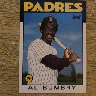 Free Al Bumbry Sports Trading Cards Listiacom Auctions For
