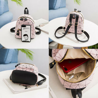 Women Ladies Small Mini Fashion School Backpack Travel Shoulder Bag Rucksack UK