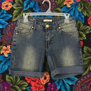 Women's pair cute shorts rhinestone back pockets South Pole