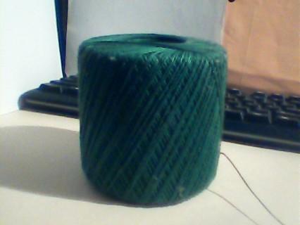 ball of string green
