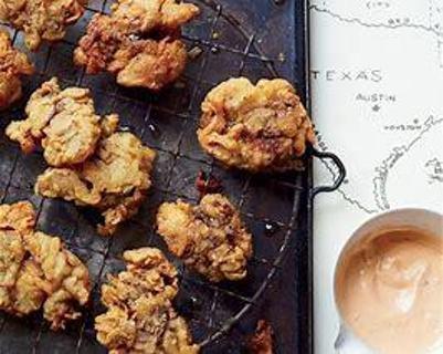 Fried chicken Livers recipe